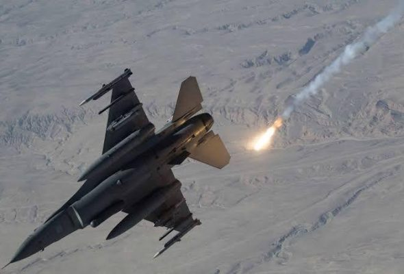 US Military Launches First Airstrikes Against Taliban Since Ceasefire End