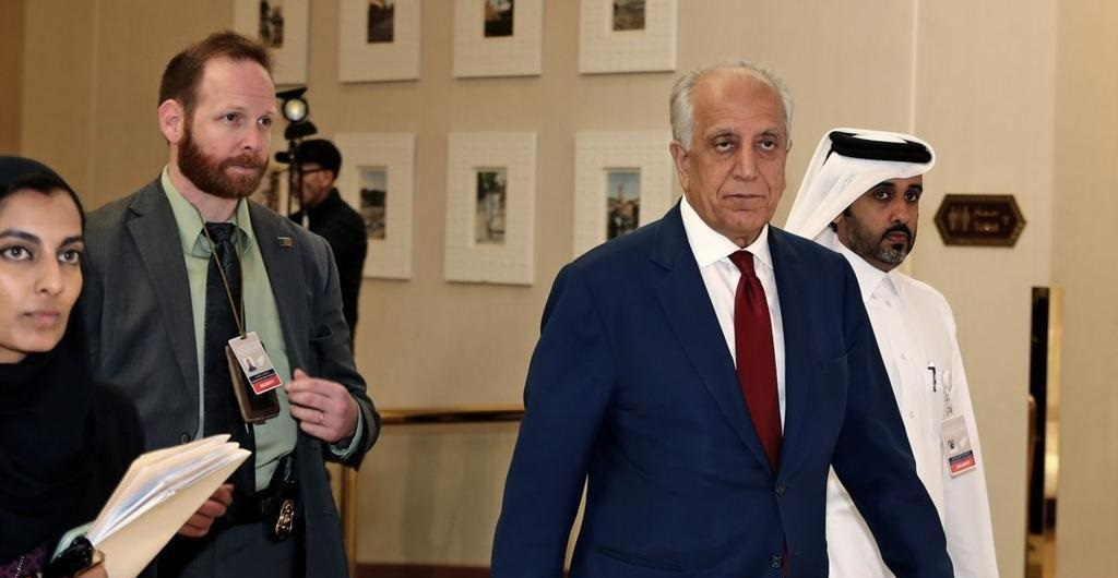 Khalilzad Begins New Round Of Visits For Afghan Peace Process