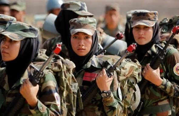 16% More Afghan Women Join Military, 20% Special Ops Corps Misused: US SIGAR report