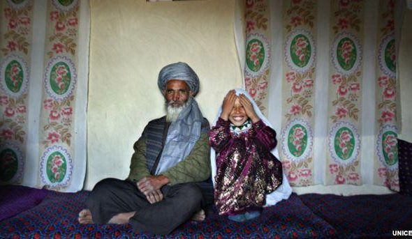 Child Marriage Most Prevalent Human Rights Violation in Afghanistan: UN