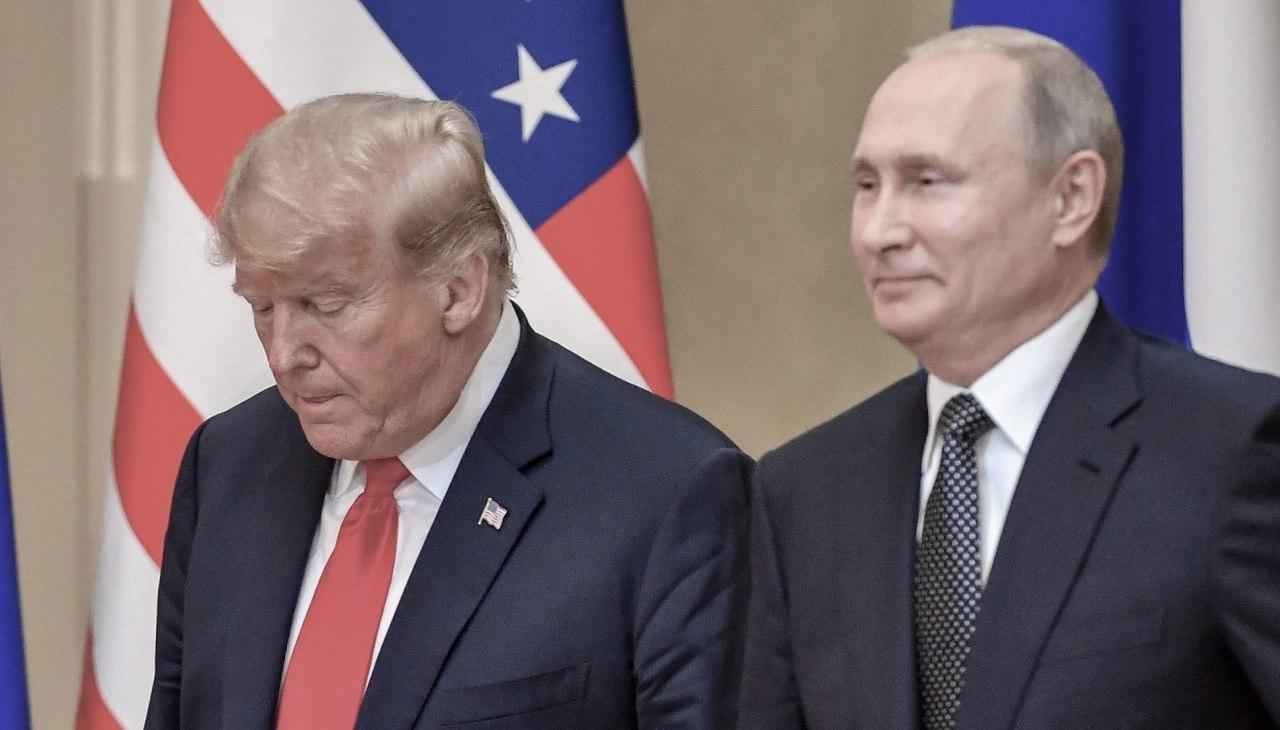 Trump Denies Being Briefed On Russian Bounties Report, Calls It 'Fake News'