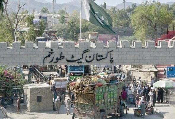 Value of Afghan Trade With Pakistan And India Corrected