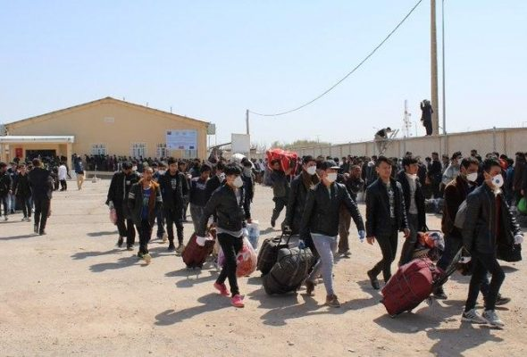 79% Of Afghan Returnees Worried About Contracting COVID-19: Report
