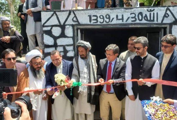 4th Annual Potato Blossom Festival Celebrated In Bamyan