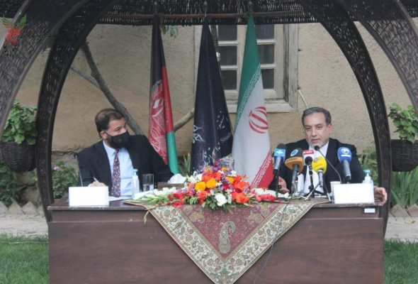 Peace And Stability Of Kabul, Tehran Interconnected: Iran Deputy FM