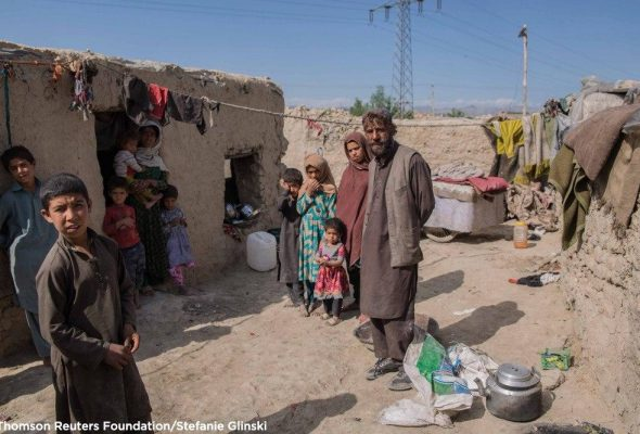 Afghanistan In Oxfam's 10 Worst Extreme Hunger Hotspots