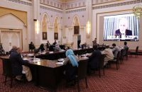 Ghani Meets Regional Leaders To Build Consensus For Peace In Afghanistan
