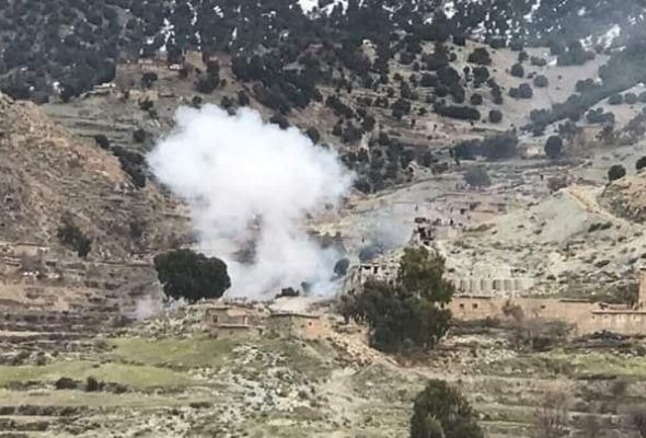 Afghanistan Complains To UN About Cross-Border Shelling By Pakistan