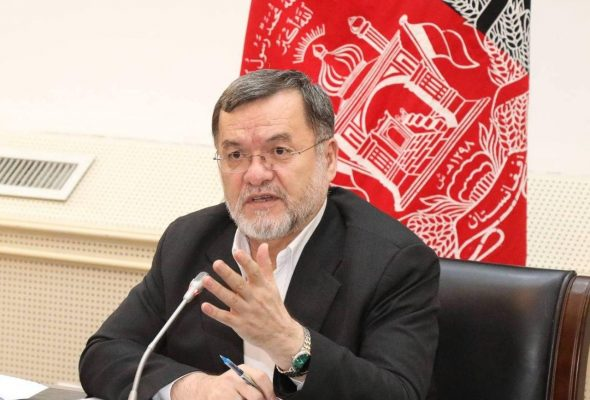 VP Danesh: 4,600 Taliban Prisoners Released, Achievements Of Past 20 Years In Peace Non-Negotiable