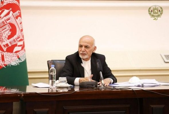 Ghani Appoints Members To The High Council Of National Reconciliation