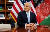 Khalilzad Discusses Afghan Economic Development With Taliban