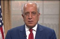Khalilzad Condemns Taliban Attack In Samangan, Talks About Doha Agreement