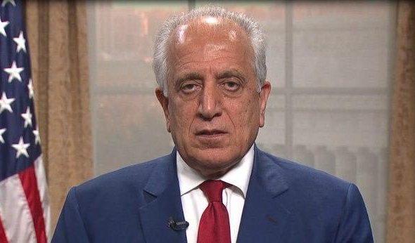Khalilzad Condemns Taliban Attack In Samangan, Talks About Doha Agreement