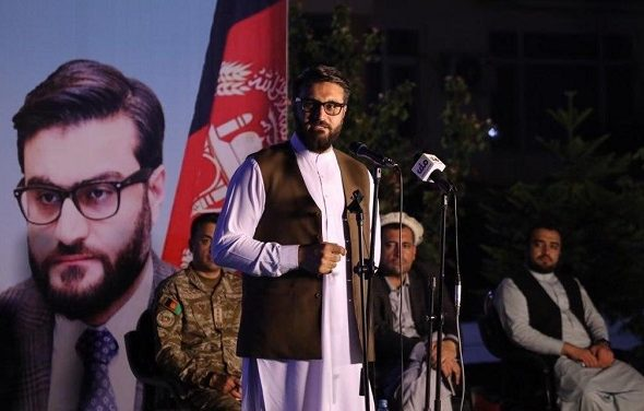 Mohib: Foreign Supporters Of Taliban Want To Destroy Afghanistan
