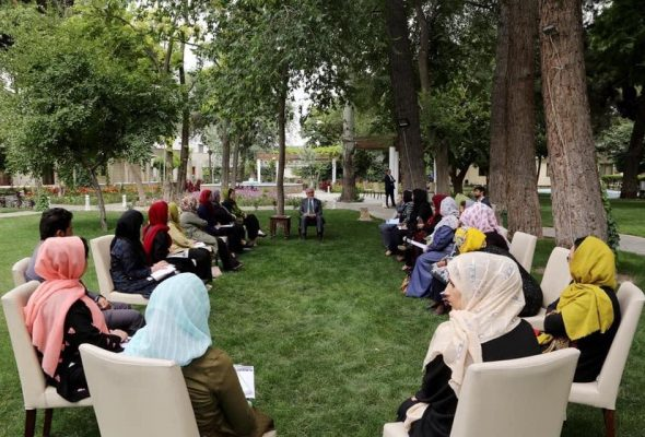 Abdullah: Significant Contribution Of Women In Government And Peace Will Be Preserved