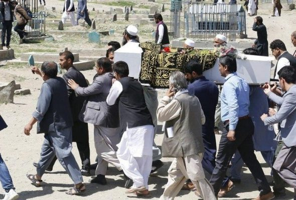 UNAMA Records 3,458 Afghan Civilian Casualties In first Half Of 2020