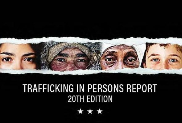 Afghanistan Downgraded For Not Meeting Minimum Standards For Eliminating Human Trafficking