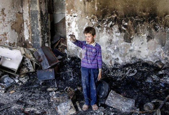 Save The Children: Minors Made Up Third Of Afghan Civilian Casualties So Far This Year