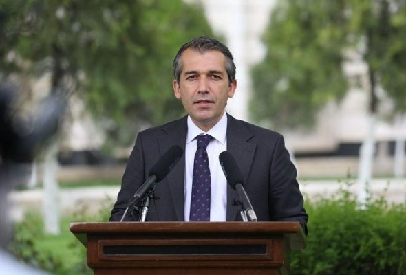 Arg: Taliban Needs To 'Adhere To Reality' That Govt Will Defend Core Values
