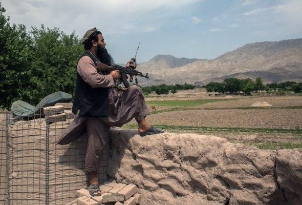 Taliban: Demand For Ceasefire Before Negotiations 'Illogical'