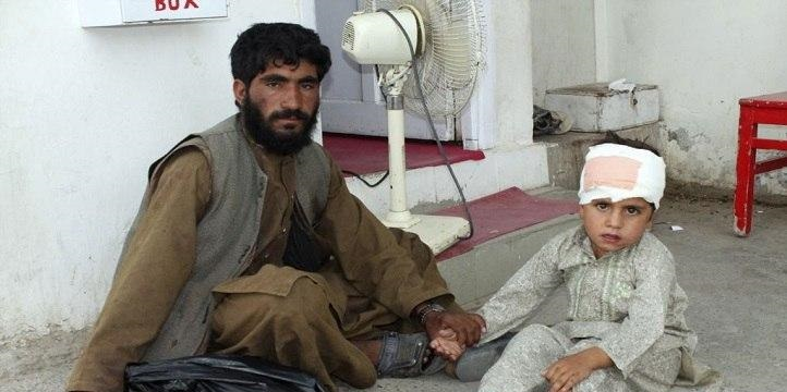 AIHRC, UNAMA: Afghan Security Forces Responsible For Civilian Deaths In Sangin