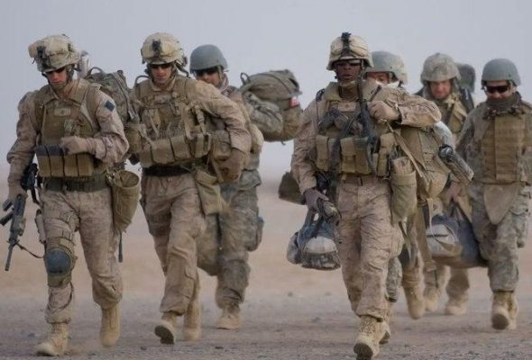 US Troops Withdraw From 5 Bases In Afghanistan As Part Of Taliban Peace Deal