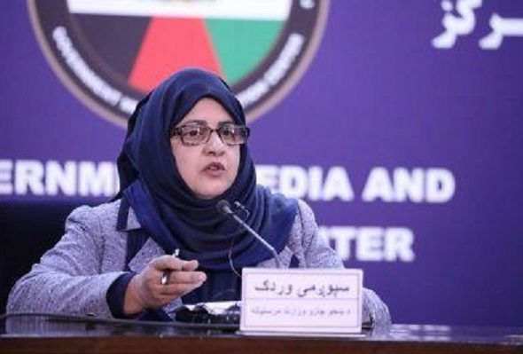 Over 2,500 Cases of Violence Against Women Registered in Afghanistan in First Half of 2020: MoWA