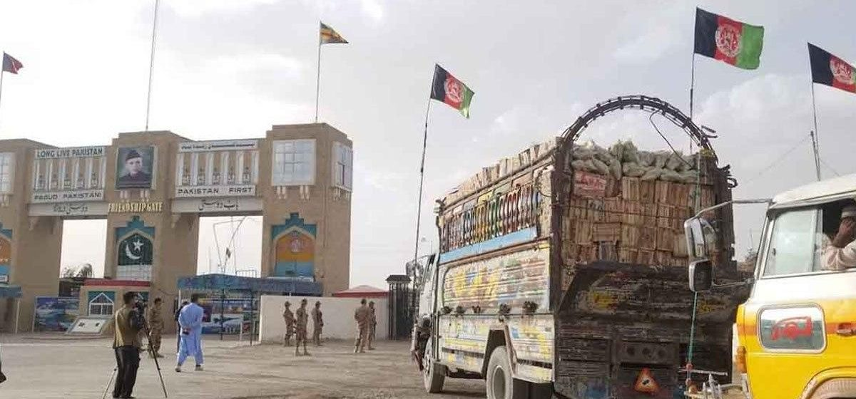 Pakistan Accuses Afghan Soldiers Of Firing First During Spin Boldak Clashes