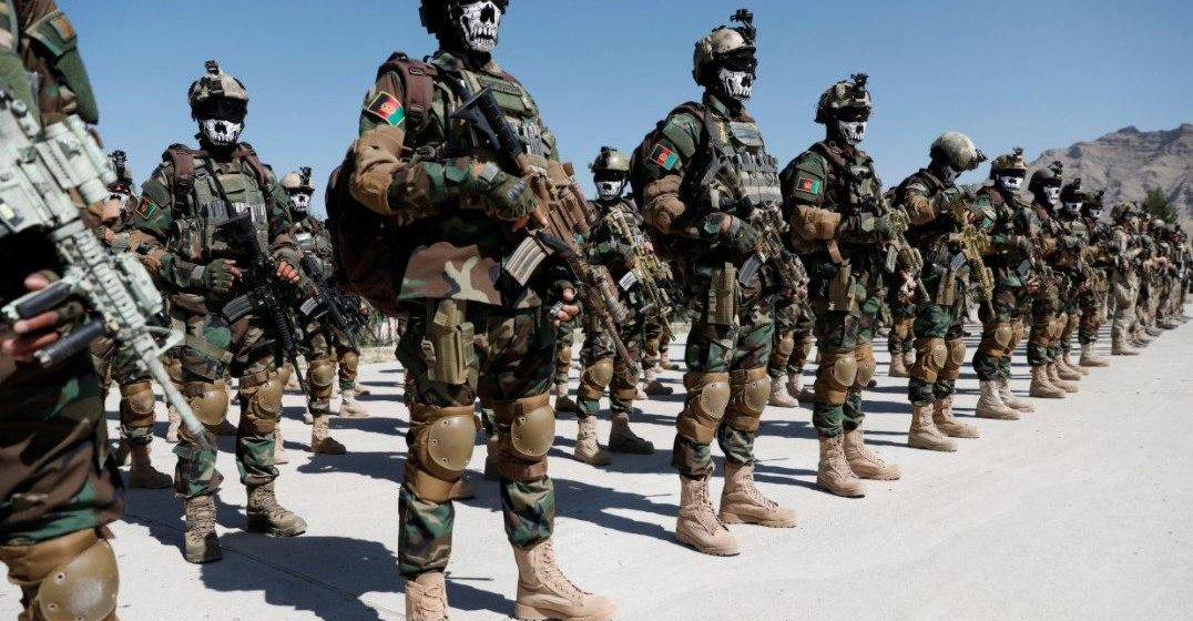 SIGAR: Up to 70% 'Ghost Soldiers' Within ANDSF Ranks