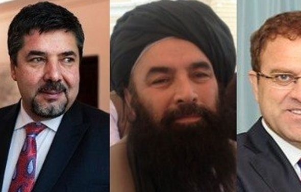 Afghan Leaders Express Concern Over 'Threats' By 'Cell' Of Officials Close To Ghani