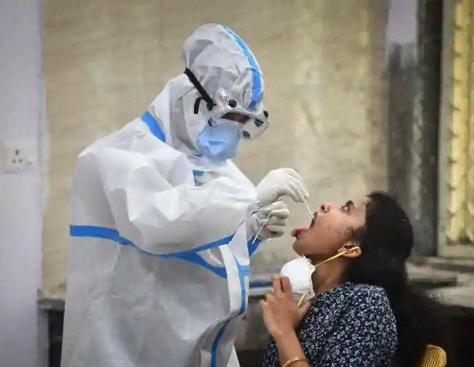 India Sets Global Record With 79,000 New COVID-19 Cases