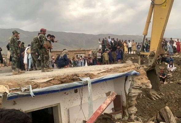 Flash Floods Across Afghanistan Claim Lives Of Over 100 People