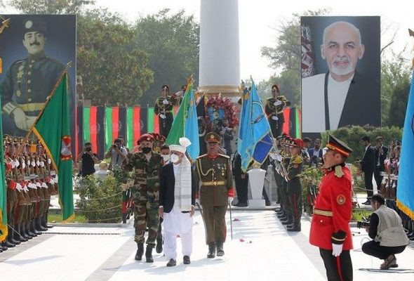 Envoys, International Leaders Wish Afghanistan On 101st Independence Day