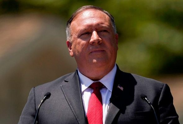 Pompeo Says He Warned Russia Against Offering Bounties for US Soldiers