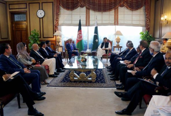 Pakistan PM Imran Khan: Continuation Of War Worst-Case Scenario For Afghanistan