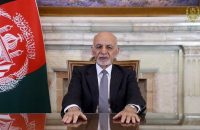 Ghani: UN Support Important For Peace Talks With Taliban
