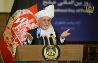 Ghani: Peace Possible Only Through A Political Settlement