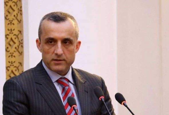 Saleh: Taliban Is A Small, Ugly Group And People Must Wait For It To Melt Into Society