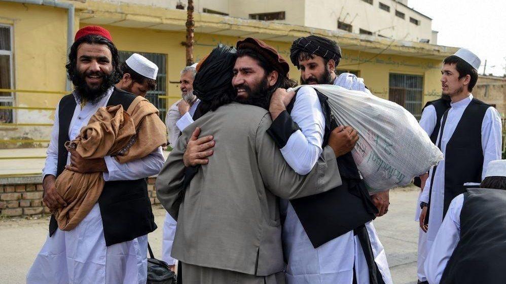 Majority Of Taliban Released By Afghan Gov't Returned To Battlefront