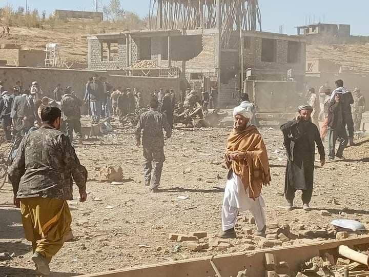AIHRC Calls For Reduction In Violence After 22 Killed, 126 Wounded In Ghor