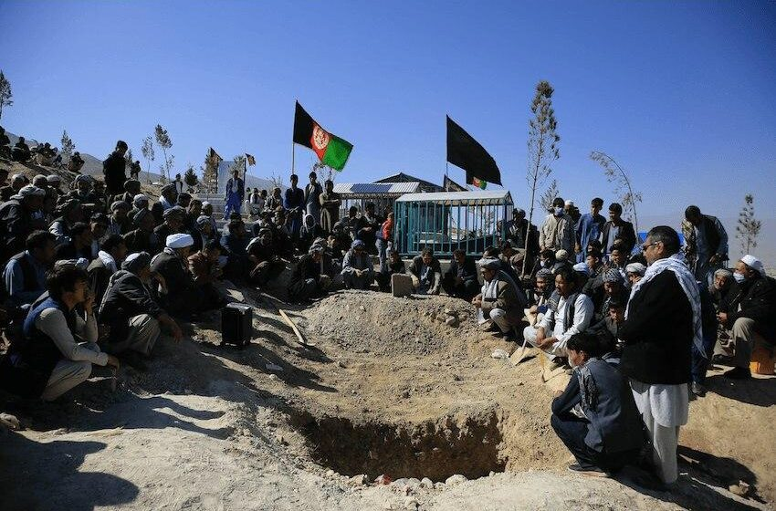UN: Over 5,900 Civilian Casualties In Afghanistan As Peace Talks Fail To Slow Violence