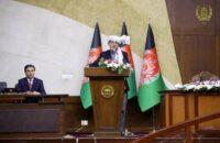 Ghani: Ask Mullah Hibatullah Why He Is Killing Afghans