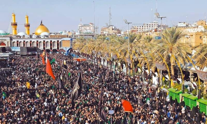 Terrorist Attack Targeting Arbaeen Pilgrims Foiled In Iraq