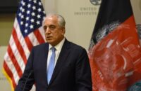 Khalilzad Proposes New Summit with Taliban on Interim Govt in Afghanistan