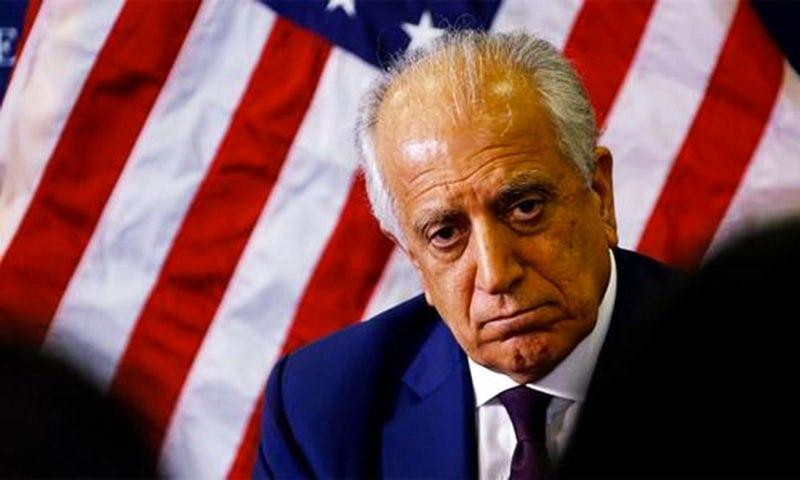 Khalilzad Says IS Responsible For Kabul University Attack, Afghan Leaders Say Otherwise