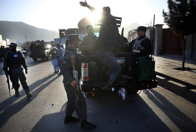 Human Rights Watch: Afghan Police Raid On Kabul Journalists' Home Act Of Intimidation