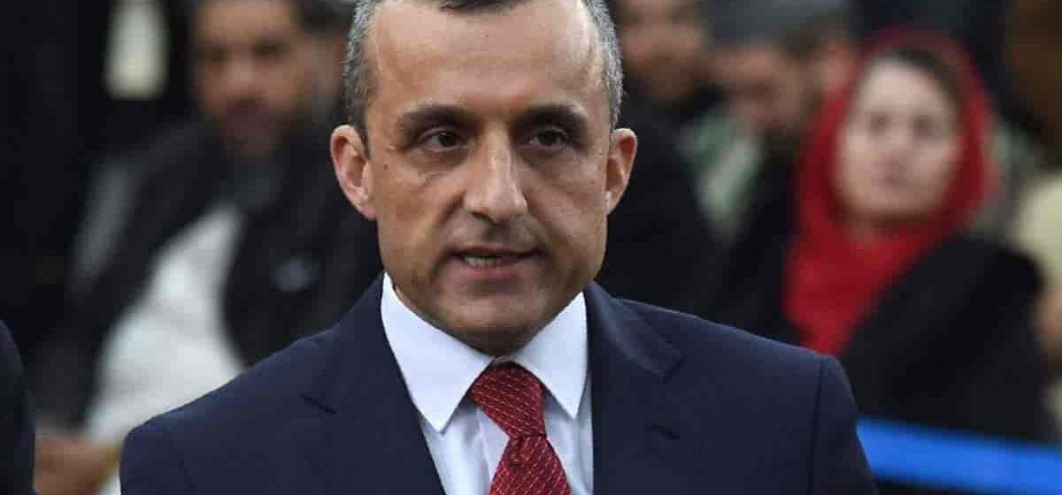 Saleh: Have Evidence To Identify, Arrest Taliban Collaborators Of Kabul University Attack