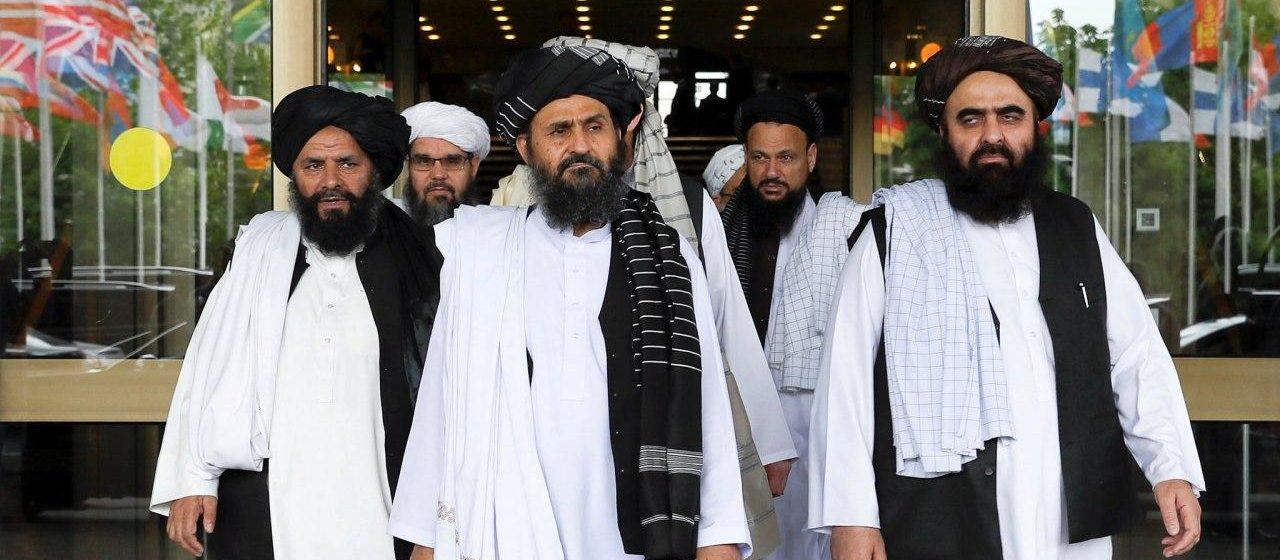 Taliban Welcomes Trump's Troop Withdrawal Tweet, Russia Is Ambiguous