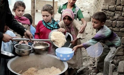 Food Crisis Deepens in Afghanistan with 42% of Population Now Facing Acute Hunger