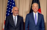 President Ghani Says Relations with US to Deepen after Biden Win